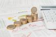 Finanzmarkt - Kursentwicklung