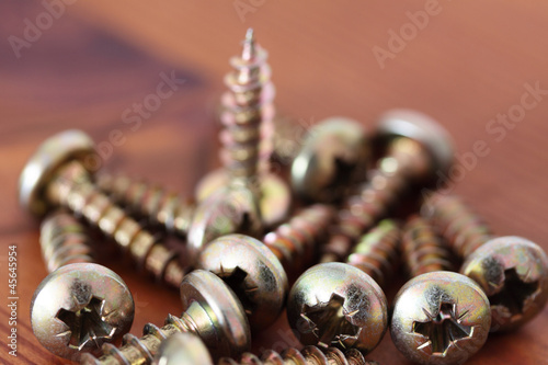 some screws