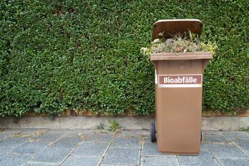 Biomüll