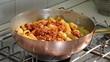 macaroni with bolognese sauce