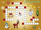 crossword christmas