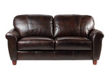 Luxury brown leather sofa a great leather residence furniture is