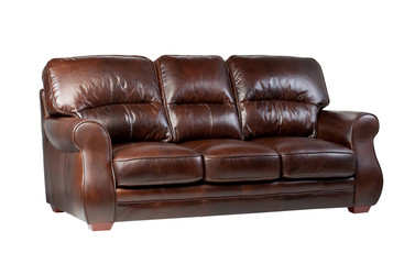 Luxury brown leather sofa the great leather furniture to fit you