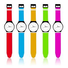 Plaquette de montres