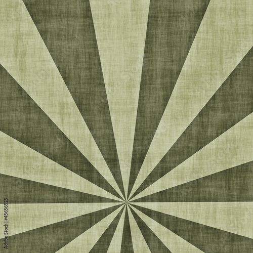 Grudge sunburst at military camouflage colors background