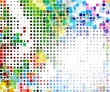 abstract mosaic background, eps10 vector illustration