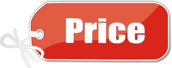 étiquette price