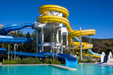 Aqua-park in Turkey