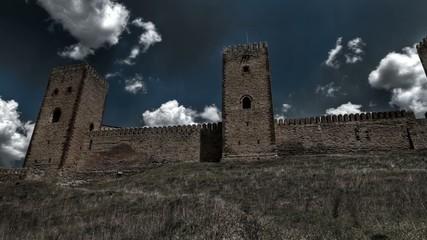 Timelapse castillo 05