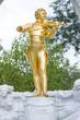 Johann Strauss Monument