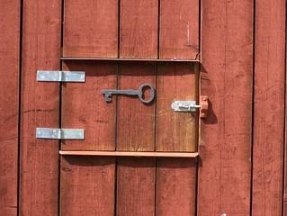 Schlüsselklappe