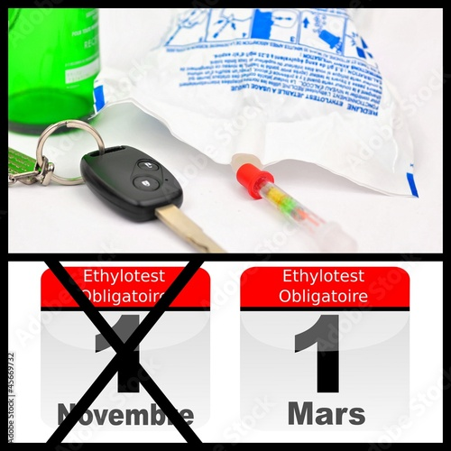 Nouvelles Dates Ethylotest