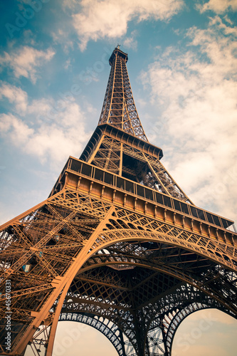 Eiffel Tower - 45670331