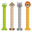 Medidores para niños