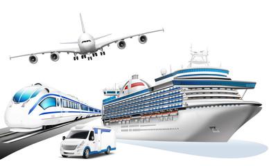 Transport - Logistik
