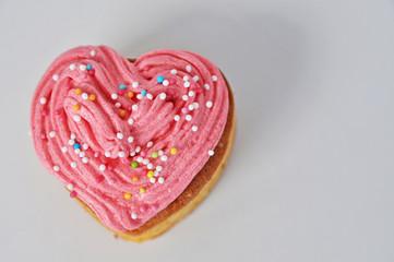 Herz Cupcakes