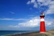 Lighthouse. Westkapelle, Netherlands