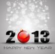 2013 New Year Celebration Background