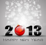 Fototapety 2013 New Year Celebration Background