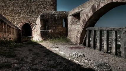 Timelapse castillo 16