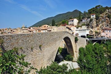 Nyon, Francia - Drôme Rhône Alpes - ponte romano
