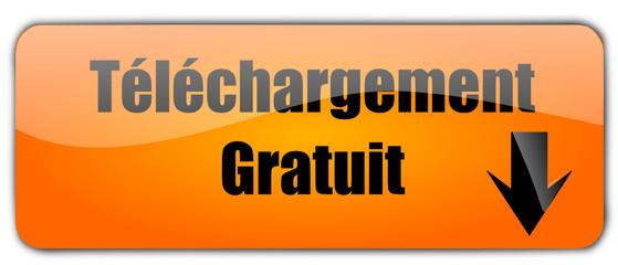 Bouton Web : téléchargement gratuit