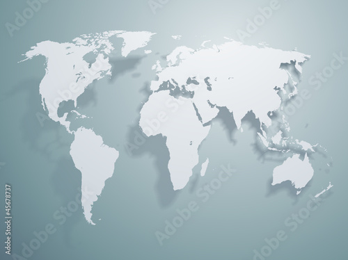 mapa-swiata-wektor