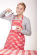 Young attractive male cook