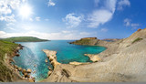 Beautiful Bay in Malta-Gozo