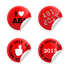 ABI Sticker Set