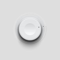 Plastic Dial Knob