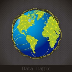 Internet Data Traffic