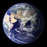 Fototapete Amerika - Blau - Hintergrund