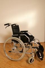 Rollstuhl - Hochformat