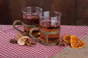 Winterlicher Tee
