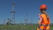 Oil pump women manager