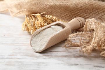 pasta of flour