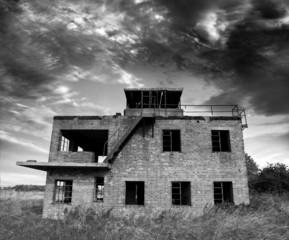 derelict lookout