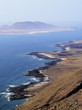 Famara Cliffs and Graciosa Island, Lanzarote