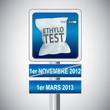 panneau éthylotest obligatoire 1er mars 2013