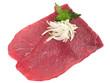 Rindfleisch für Rouladen