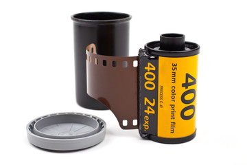 Roll of Photographic Film