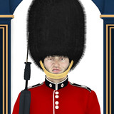 British Guard - Funny Face