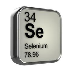3d Periodic Table - 34 Selenium