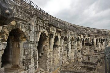Roman Ruin in Nîmes