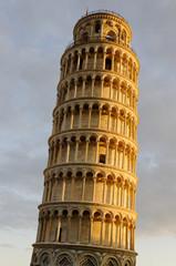 Pisa Torre pendente piazza