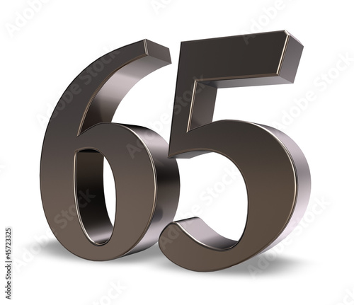 nummer fünfundsechzig