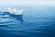 Leinwanddruck Bild - plain sailing
