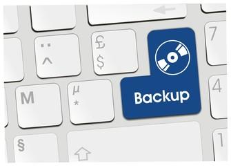 clavier backup