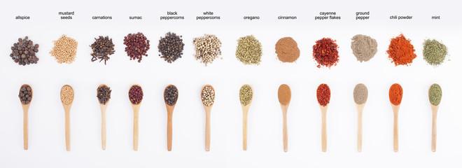 spices row